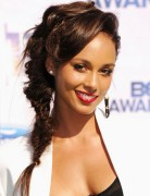 Alicia Keys French Braid: Stylish Messy Side Braid