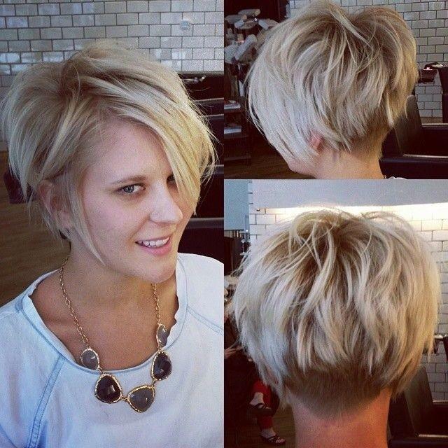 Casual Courte Coupe de cheveux - Coiffure de tous les jours pour les Femmes
