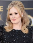 Classic Beauty on the Red Carpet - Adele