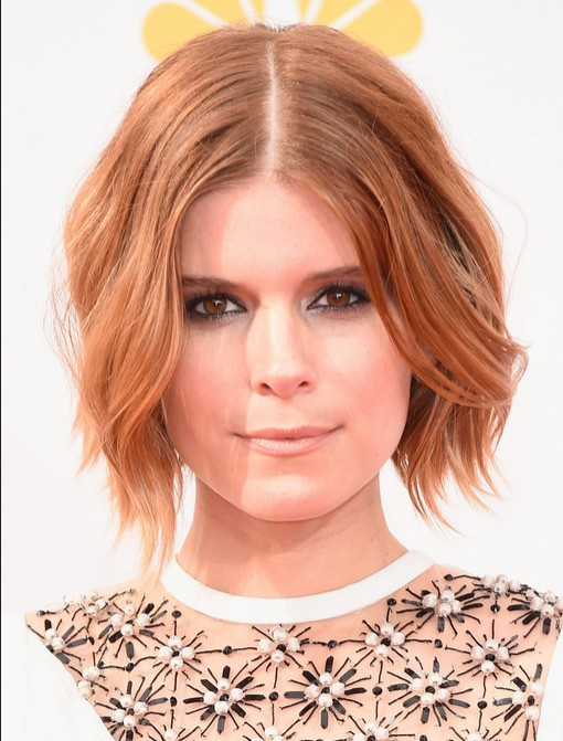 Kate Mara Short Hair Cut - Cute Short Wavy Hairstyles