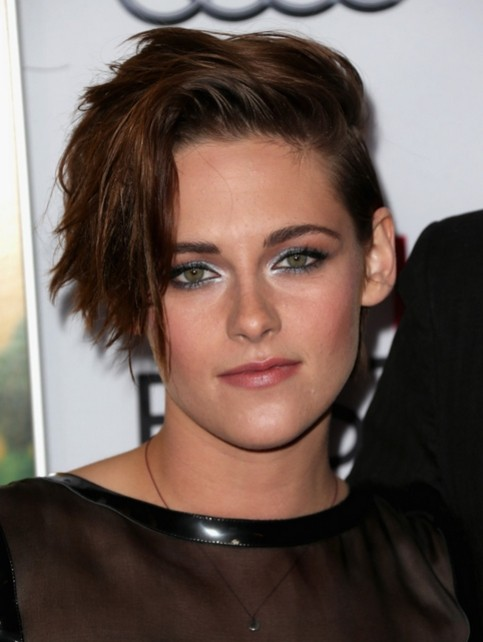 Kristen Stewart Short Hairstyle - Stylish Haircuts