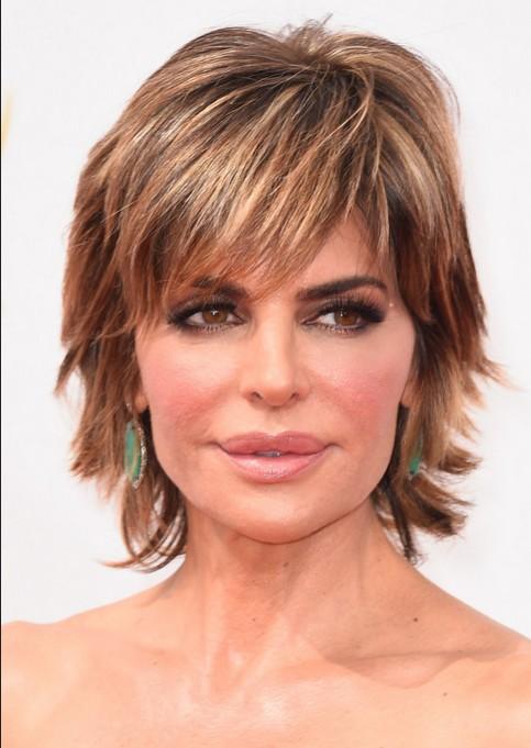 Magnificent 40 Celebrity Short Hairstyles 2015 Women Short Hair Cut Ideas Short Hairstyles Gunalazisus