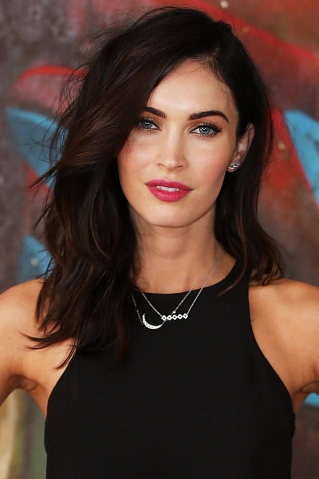 Celebrities Medium Length Hairstyles and easy for you