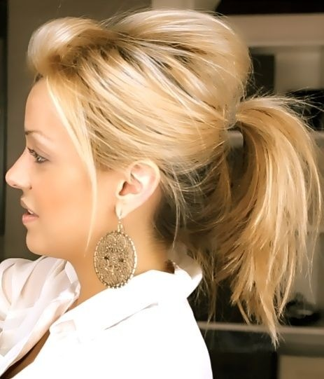 Superb 20 Ponytail Hairstyles Discover Latest Ponytail Ideas Now Short Hairstyles For Black Women Fulllsitofus