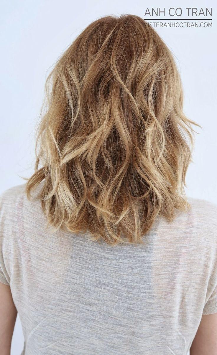 18 shoulder length layered hairstyles - popular haircuts