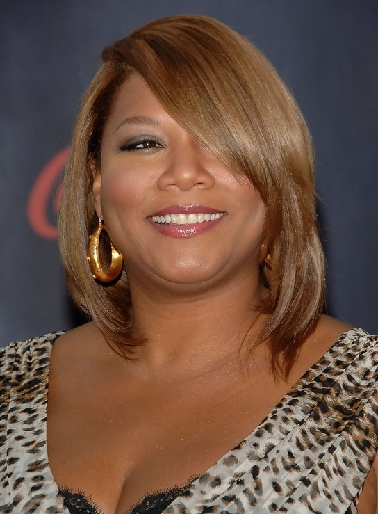 Queen Latifah Hair Styles Popular Haircuts