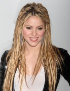 Shakira Dreadlocks Hairstyle: Long Hair Trends