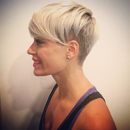 25 Fabulous Short Spikey Hairstyles for Women and Girls