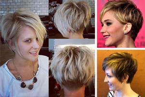 Short-haircuts-for-women 2018