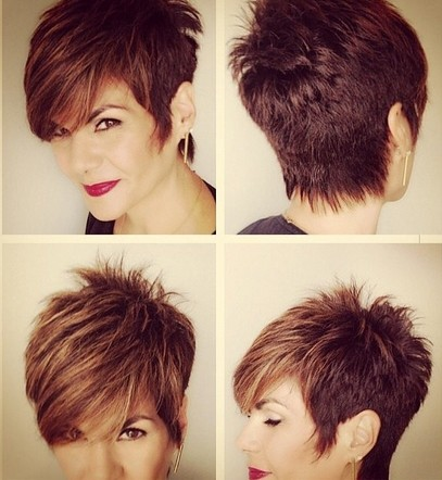 25 Fabulous Short Spikey Hairstyles For Women And Girls Popular Haircuts