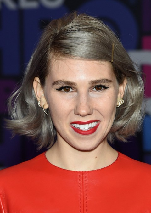 Zosia Mamet Short Haircut - Casual Short Bob Hairstyles for Women