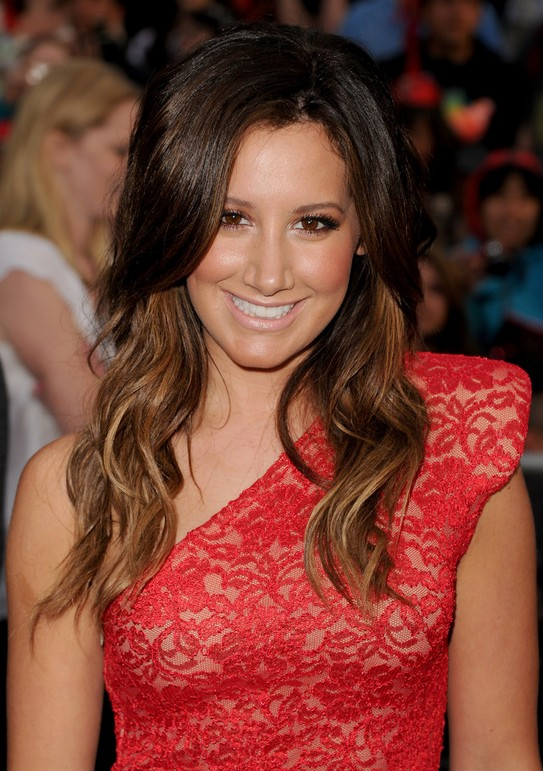 Ashley Tisdale Long Hair: Easy Everyday Hairstyles