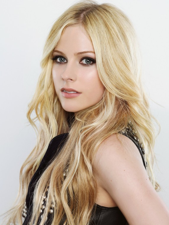 Avril Lavigne Easy Long Hair