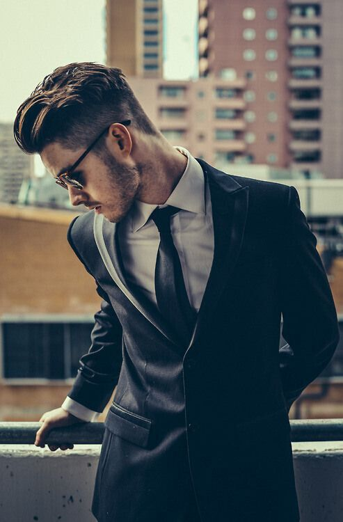 Best Hairstyle For Thick Hair Guys : Haircuts styles thick hair men long hairstyles