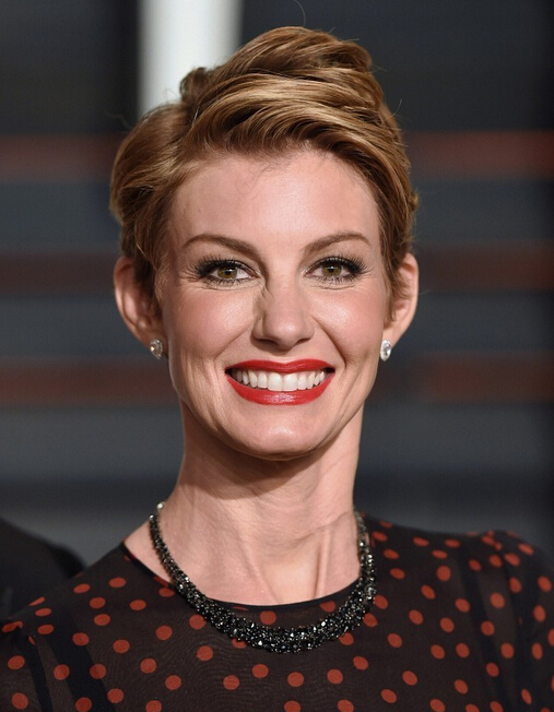 Faith Hill Messy, Layered Short Pixie Cut