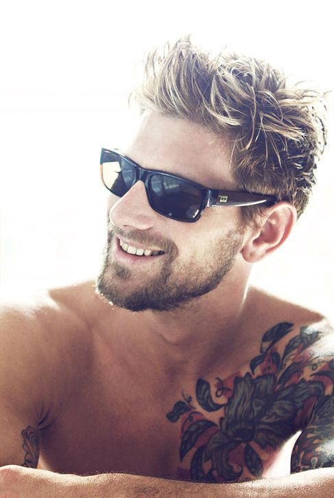 Messy Thick Hairstyles for Summer - Men's Haircut