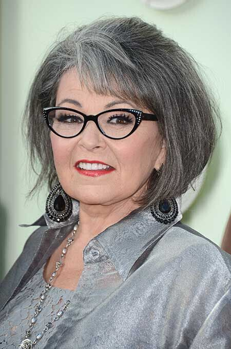 Eyeglass Frames For Gray Hair : 18 Modern Short Hair Styles for Women - PoPular Haircuts