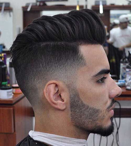 Haircuts for Men: Top Trends from Milan, USA & UK - PoPular Haircuts ...
