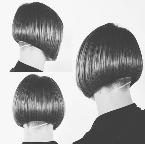 2015 - 2016 New Season Pictures of Bob Haircuts!