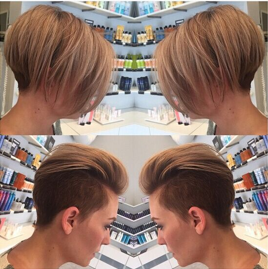 Casual Everyday Hairstyle Designs for Short Hair