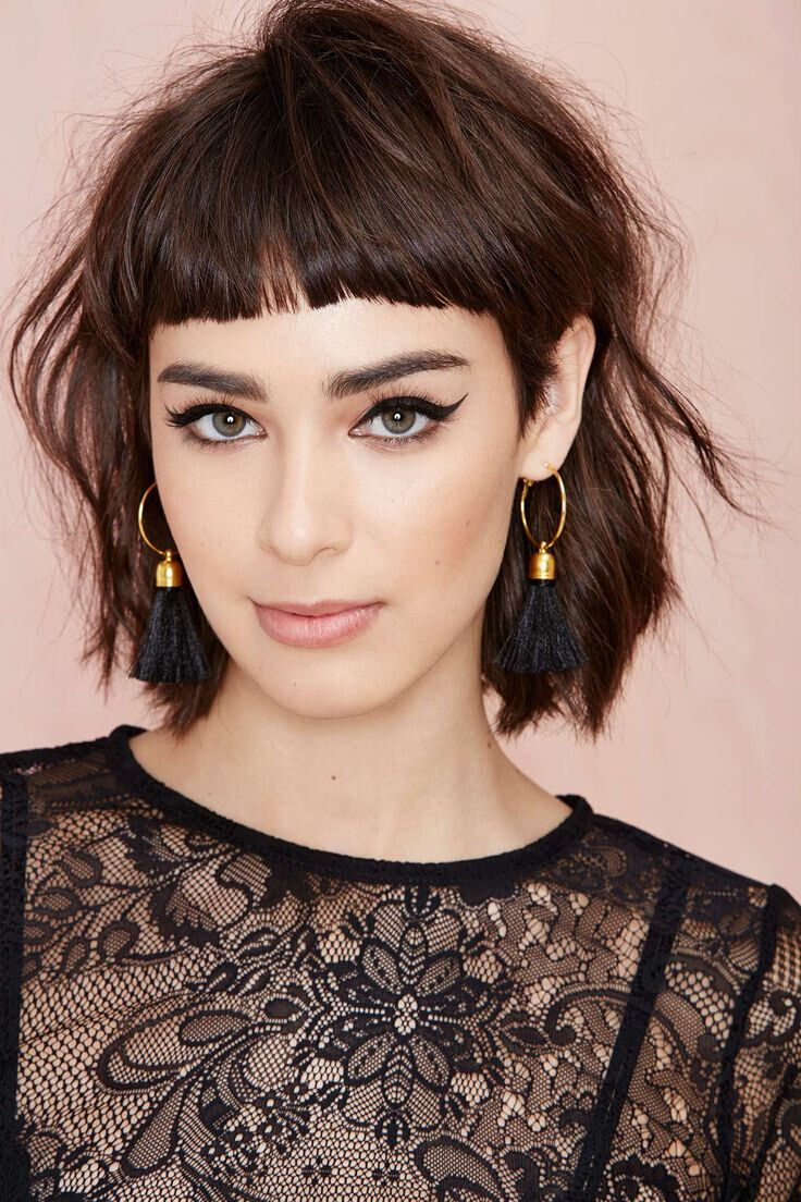 15 Amazing Short Shaggy Hairstyles!