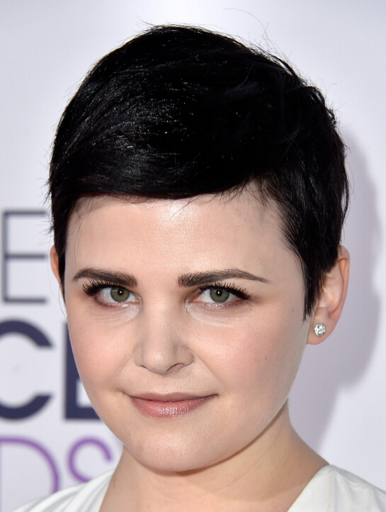 Ginnifer Goodwin Short Haircut - Easy Pixie Hairstyles for Round Face