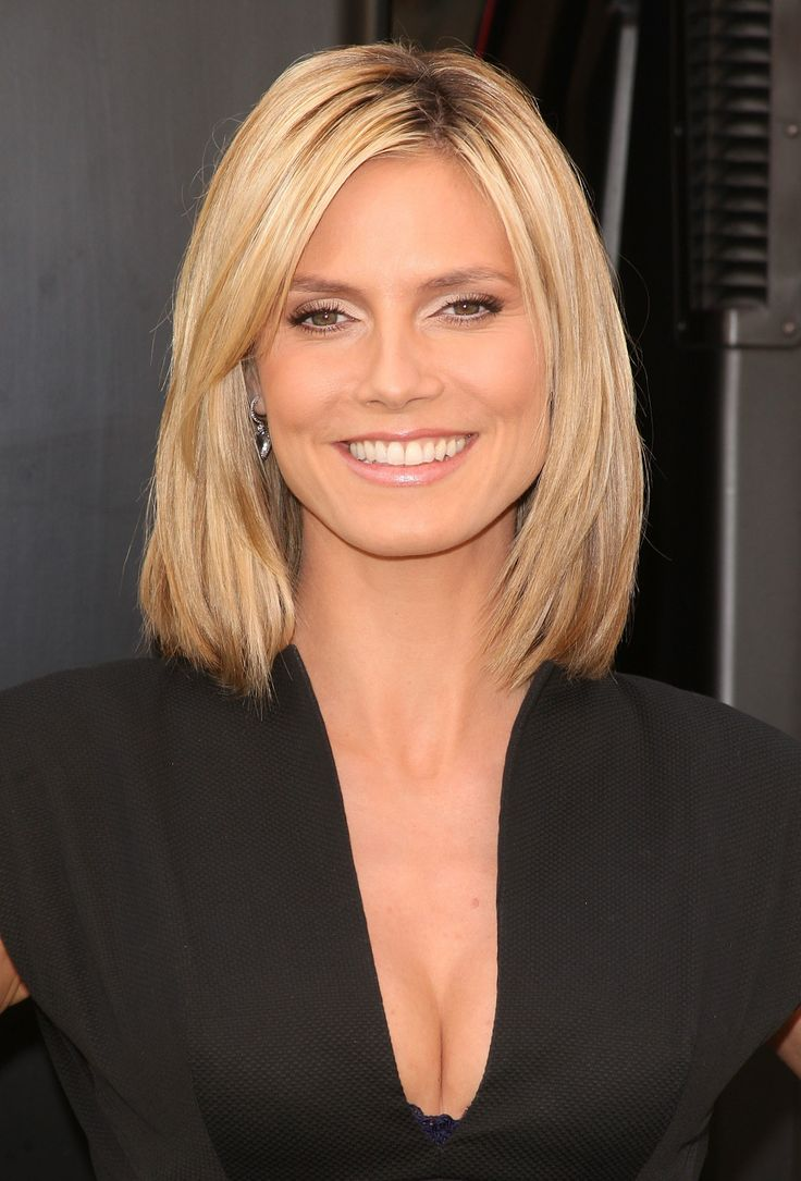 21 Trendy Hairstyles To Slim Your Round Face Popular Haircuts
