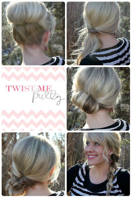 easy hair up styles for shoulder length hair 18 and simple updo hairstyles for medium hair 5642