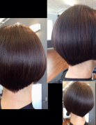 Straight Short Bob Haircut Designs