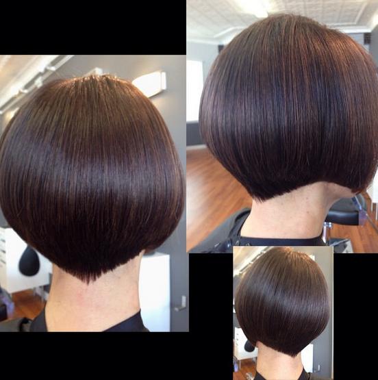 Straight Short Bob Haircut Designs