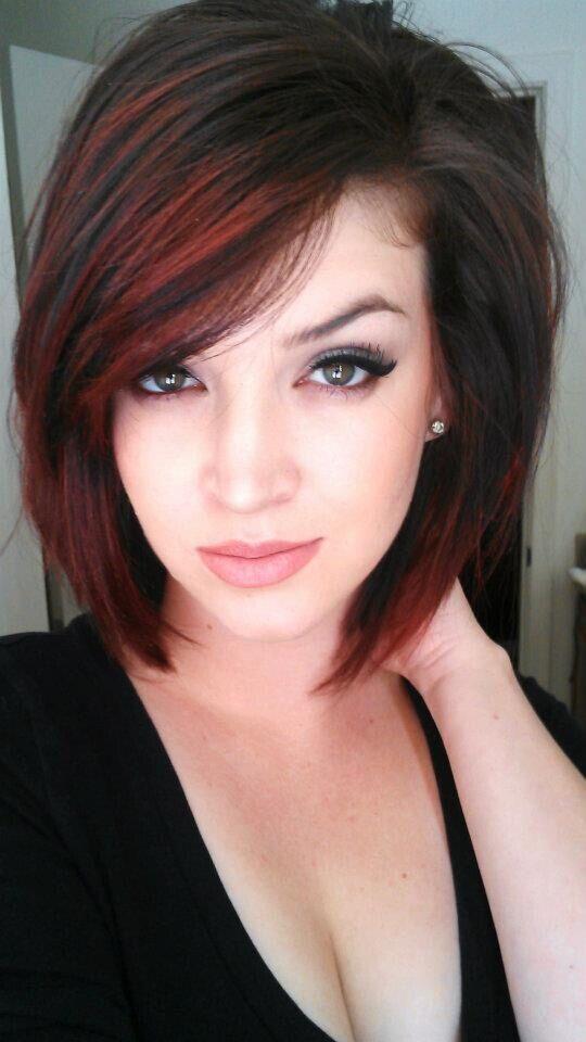 Temporary Colour for Short Hair