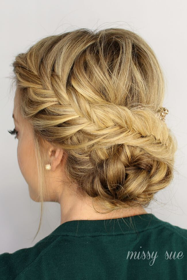 20 Exciting New Intricate Braid Updo Hairstyles Popular Haircuts