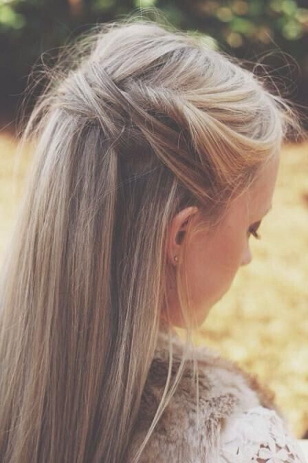 Blonde Hair with Brown Lowlights - Easy, Cute Long Hairstyle Ideas