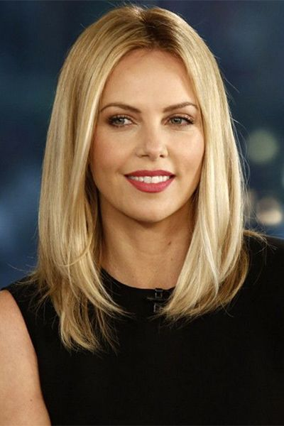 Blonde Long Bob Haircut