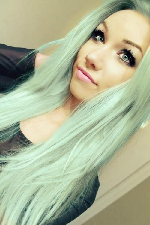 DIY Hair - Five Gorgeous Pastel Hair Colors
