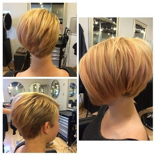 Beautiful New Short Bob Haircut