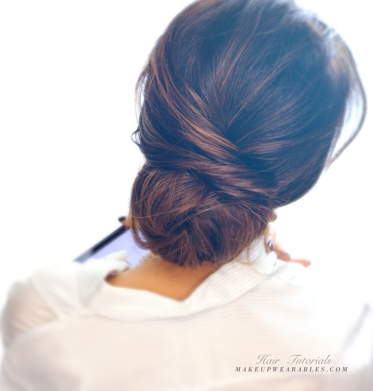 Quick and easy, updo hairstyles for everyday!