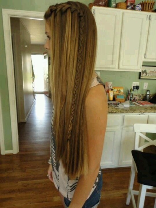 School Hairstyles - Fall in love with Braided Hair!