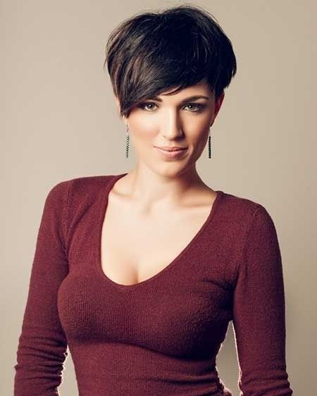 Stylish Pixie Haircuts - Office Hairstyle Ideas for Women