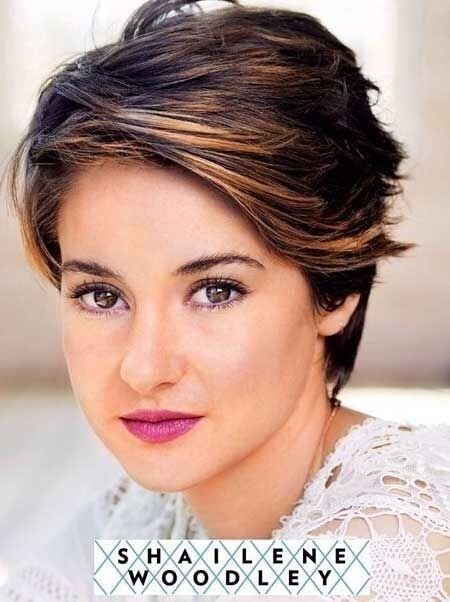 Women Short Hairstyles for Thick Hair