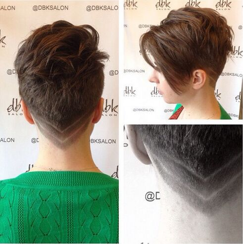 2015 - 2016 Super Short Haircut Trends!