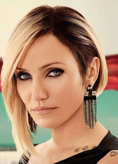 20 Short Hairstyles For Round Face You Ll Love Por Haircuts Edgy Asymmetrical