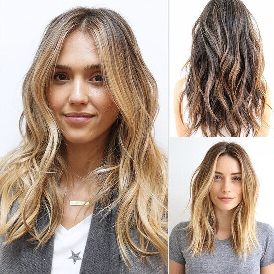 Hairstyles For Medium Length Hair How To : Pretty hairstyles for medium length hair popular haircuts