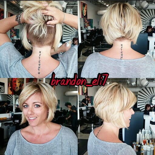 Bob Hairstyles& New Trends!