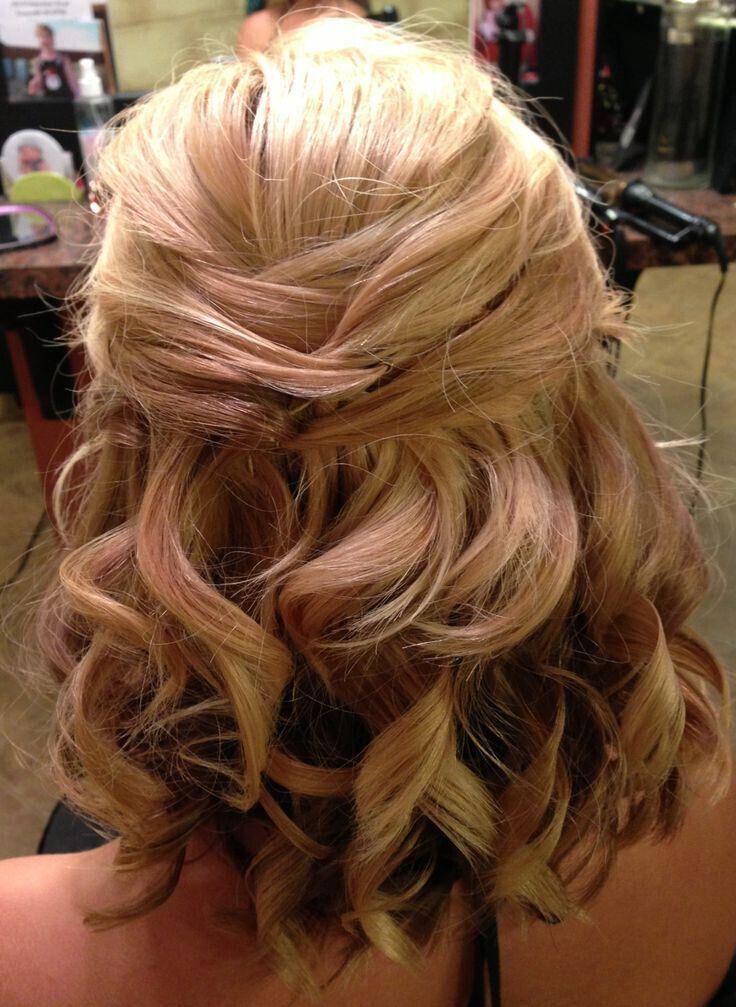 Outstanding 15 Latest Half Up Half Down Wedding Hairstyles For Trendy Brides Short Hairstyles Gunalazisus