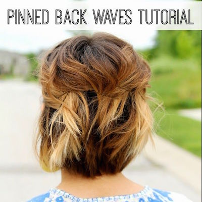 Pinned Back Waves