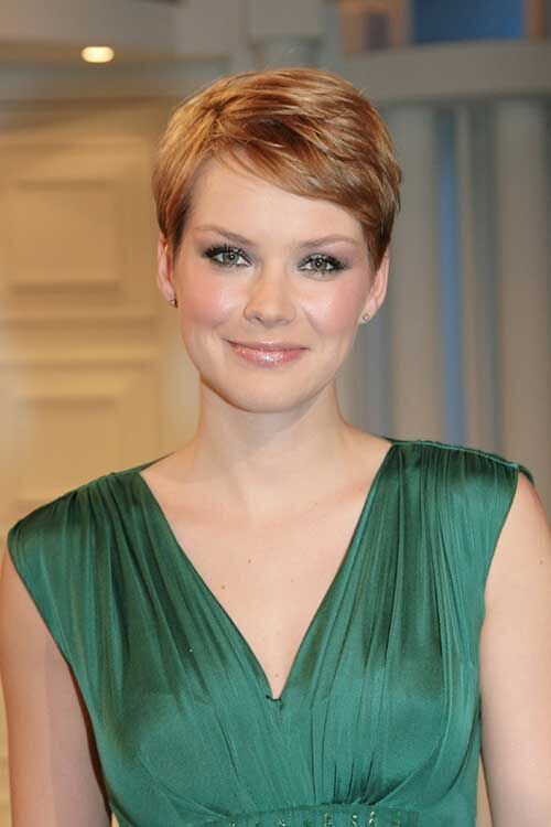 Pixie Haircut for Women