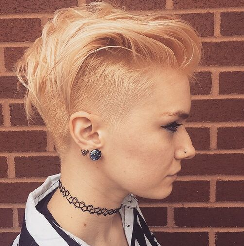 Incredible 60 Cool Short Hairstyles Amp New Short Hair Trends Women Haircuts 2017 Short Hairstyles Gunalazisus
