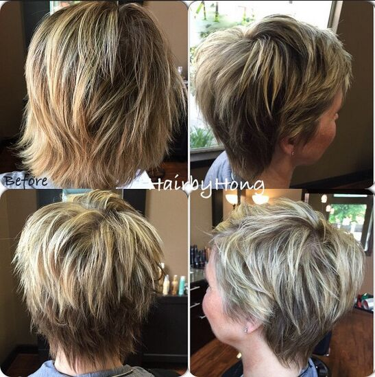 Shaggy Haircut - Easy Everyday Short Hairstyles