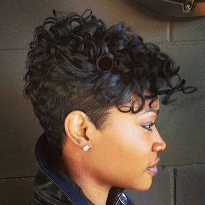 20 Amazing Short Haircuts for Black Women PoPular Haircuts